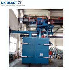 Mesa giratoria Granallado Máquina para grandes y pequeñas piezas de fundición y forja Foundy, productos de limpieza de superficies, desbarbar, óxido y la eliminación de la escala de calor