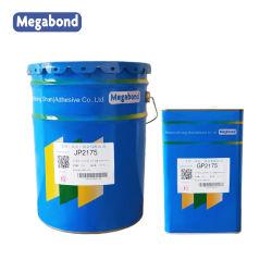مادة لاصقة PU رخيصة ذات مذيب مكون لتلاصق الطبقة البلاستيكية مع طبقة من الألومنيوم