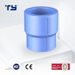 Сокращение Союза синий пластиковый PPR труба стандартные пластмассовые для снабжения водой для двигателей ИКО