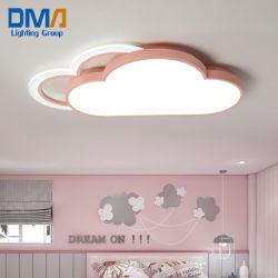 구름 램프 귀여운 창조적인 온난한 아기 룸 천장 점화