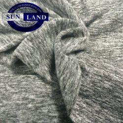 L'automne Yoga pantalon sport Hoodie Melange spandex polyester Tissu polaire