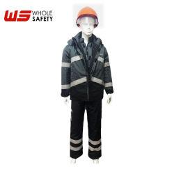 Безопасность является водонепроницаемым низких температурах в отношении холодной Оксфорд один комплект зимней одежды