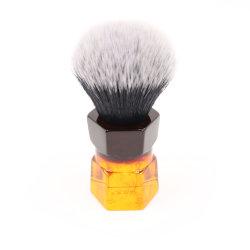 Yaqi Moka résine synthétique ou de poils de blaireau de la poignée de Brosse de rasage