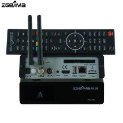 Zgemma H9.2h DVB-S2X+DVB-T2/C Linux 4K récepteur Ultra Combo HD