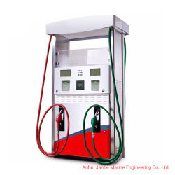 Dispensador de aceite combustible diesel y gasolina y gas natural licuado