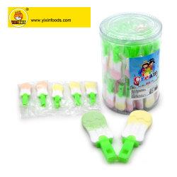 Het hoogste Verkopende Suikergoed van de Tablet van het Roomijs van het Stuk speelgoed van het Fluitje