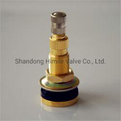 Himile 고성능 공기 - 액체 튜브 없음 클램프 - 타이어 밸브 Tr618A 농기계 트랙터/그레이더/로더