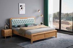 Мебель для спальни деревянная Одноместный номер Luxury с двуспальной кроватью (2х2) Двуспальные деревянные кровати