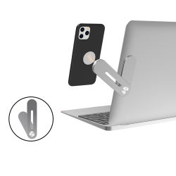 Supporto per telefono cellulare portatile magnetico Telefono computer portatile estensione supporto per telefono portatile