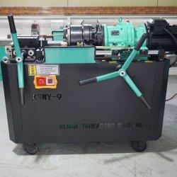 Nieuwe 40 mm stalen staaf-rib-machine voor het rollen van schroefdraad