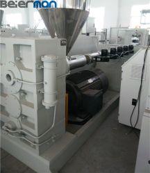 220V 415V spezielle Plastikrohr-/einzelner des Profil-Sj75 Sj90 Schraubenzieher der Spannungs-Energie kundenspezifischer Kapazitäts-300-400kg/H für die Herstellung der PET pp. Plastikprodukte