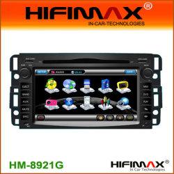 نظام ملاحة GPS لأقراص Hifimax Car DVD لـ GMC (HM-8921G)