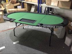 Nuovo disegno tavolo da tavolo da poker Folden tavolo da casinò