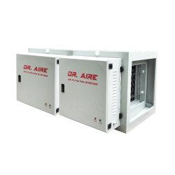 Dr Aire 98% приводит к повреждению Скорость снятия дыма с всасывания дыма фильтр для коммерческих Кухня 2020 тенденция