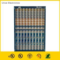 لوحة PCB ذات 4 طبقات، لوحة PCB صفراء، لوحة PCB حمراء، لوحة PCB أرجواني، أبيض لوحة الدوائر المطبوعة (PCB) للوحة الدائرة الزرقاء الخاصة بأجهزة إنتل/الكمبيوتر