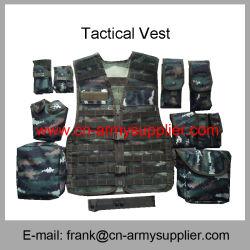La caza Vest-Outdoor Vest-Camping Vest-Camouflage Chaleco Vest-Military