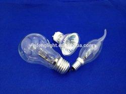 Экономия энергии с регулируемой яркостью ТРУБКА A60 галогенные лампы для замены свечей предпускового подогрева