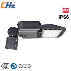 CHZ ENEC TUV CB RoHS-Zertifikat 50W 100W 150W 200W Wasserdichte LED-Straßenleuchte mit IP66 Modulen (CHZ-ST34)