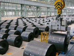 HRC/bobinas de aço laminadas a quente/chapa de aço HR/aço preto suave