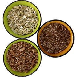 La vermiculite élargi de la perlite Prix de gros en usine pour améliorer la condition du sol