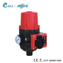 Controllo di pressione registrabile automatico di Anshi con lo zoccolo per la pompa ad acqua (DSK-2.2)