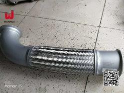 Сопло вентиляции газа/ выпускного вала/блока/выпускной трубопровод/ форсунки/шток клапана/WG9925541005 выхлопной трубы