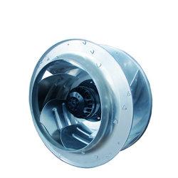 Industrial Electric soufflante d'air incurvée AC chauffe-eau Ventilateur centrifuge