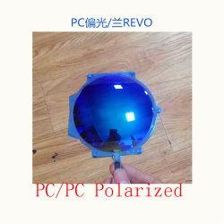 Hoogwaardige Laag - verblind de Lens van PC, PC Gepolariseerde Lens, de Veranderende Lens van de Kleur van PC