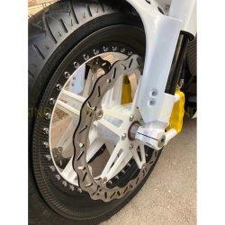 Harley Davidson Cruiser 6061 Alumínio raios salientes Personalizado Roda Motociclo