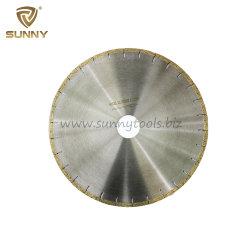 Diamant-Ausschnitt-Platte der Prämien-350mm schmale U für Quarz