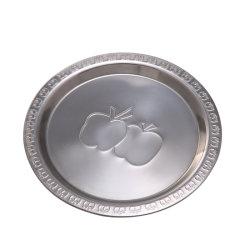 25-100cm de alta calidad de diseño de Apple Bandeja de acero inoxidable