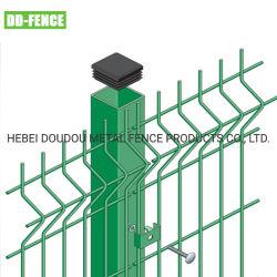 Panneau polyvalent de treillis soudés et élargi de clôture clôture métallique