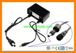 مهايئ تيار متردد AC DC بجهد 12 فولت وقدرة 2 أمبير مع MEP ETL CE وSAA
