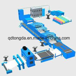 Tongda 직물 기계장치 부직포 기계
