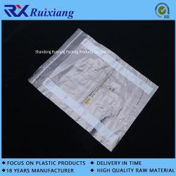 Benutzerdefinierte gedruckte LDPE-Plastikbeutel PE selbstklebende Beutel PE Verpackung Tasche für Kleidung