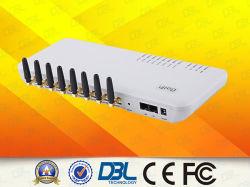 8 Canais Gateway LTE 4G