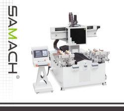 Hölzerner CNC-Stich-Fräser-Ausschnitt-Holzbearbeitung-Tischler-verzapfende Tür, die Werkzeugmaschinen herstellt