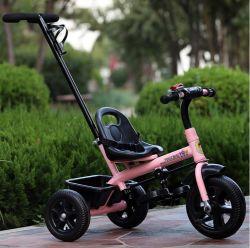 Les enfants de tricycle Tricycle en fauteuil roulant poussette Transporteur pour bébé