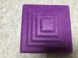 방음 3D 폴리에스테르 섬유 배경화면