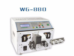 Macchina multifunzionale di taglio e di spogliatura del collegare del calcolatore (WG-880)