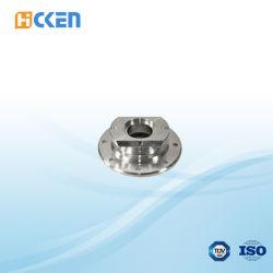 Custom дизайн высокая производительность обработки ЧПУ алюминиевые трубы пол фланец