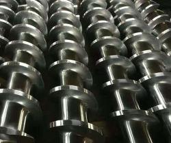 Twin Tornillo cónico de nitruración barril