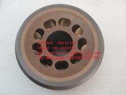 Véritable NACHI série d'excavateur PVD-2B/32/34/36/38/40/42/63 séries de la plaque de soupape de pompe .Patin de piston , le plateau oscillant.dur Shafe .le circlip.Ball Guide.support.Les pièces.