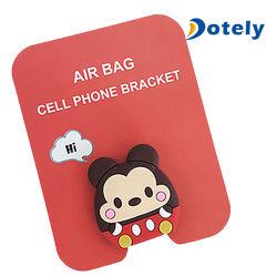 Support de téléphone cellulaire d'air bag Cute Téléphone Pop l'élargissement de stand Support de doigt