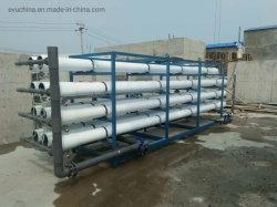 Großes Comercial Meerwasser-Entsalzen-umgekehrte Osmose RO-Filter-System