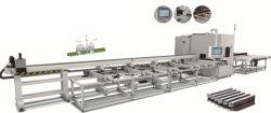 Centre de la faucheuse pour l'aluminium CNC et de PVC
