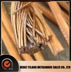 99.99% het Schroot van de Draad van het Koper van de zuiverheid (Draad Millberry) van Chinese Hoogste Leverancier