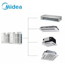 Midea инвертора DC V6 Vrf герметичного блока центральной системы кондиционирования воздуха