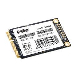 Disque dur SSD MSATA Kingspec 512 Go 3D de la NAND MLC Disque dur SSD interne pour le PC industriel/POS/mini PC