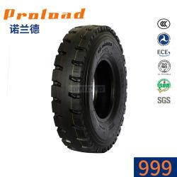 Excellente capacité Grib 12.00R20 hors de la route et à la mine d'utiliser des pneus de pneus de camion